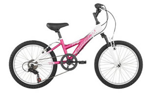 Raleigh Freedom 20  Magenta